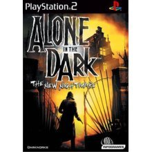 Alone In the Dark 4 The New Nightmare (PS2)