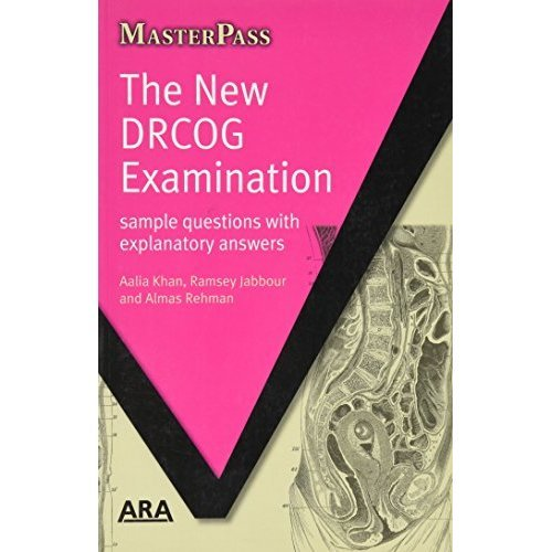The New DRCOG Examination: Sample Questions with Explanatory Answers (MasterPass)