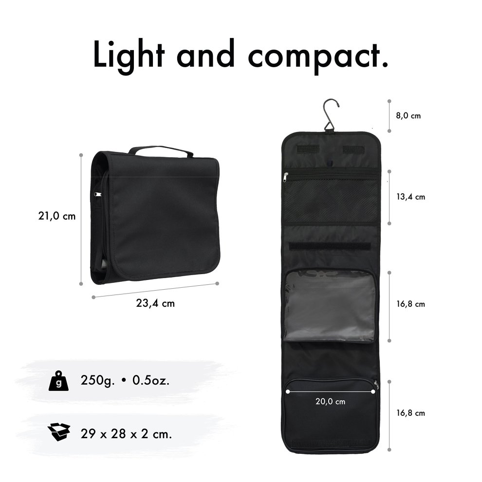 Trousses à maquillage Forest of Green Hand Draw and Dove Small Travel Toiletry Bag Super Light Toiletry Organizer for Overnight Trip Bag