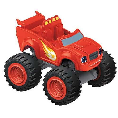 Fisher-price Blaze and the Monster Machines Die Cast Vehicle - Blaze