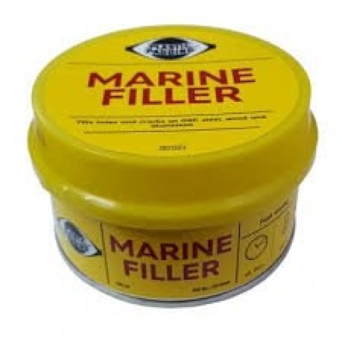 Marine Filler with Hardner - 180ml tin