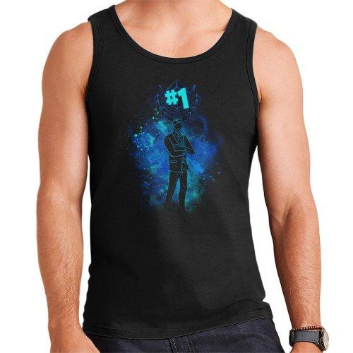 Fortnite The Reaper Silhouette Men's Vest