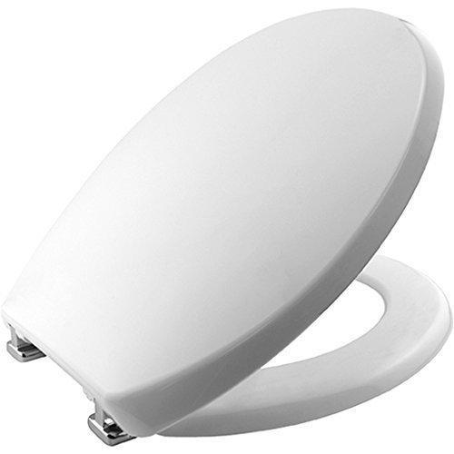 Bemis Buxton STAY TIGHT Toilet Seat - White