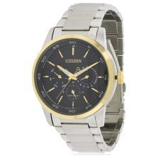 Citizen Eco-Drive Chronograph Mens Watch BU2014-56E