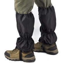 Highlander Classic Gaiters - Black