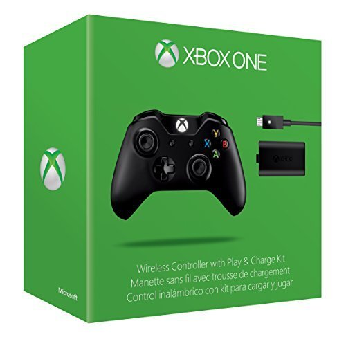 Xbox One Wireless Controller and Play Charge Kit Without 3 5 millimeter headset jack