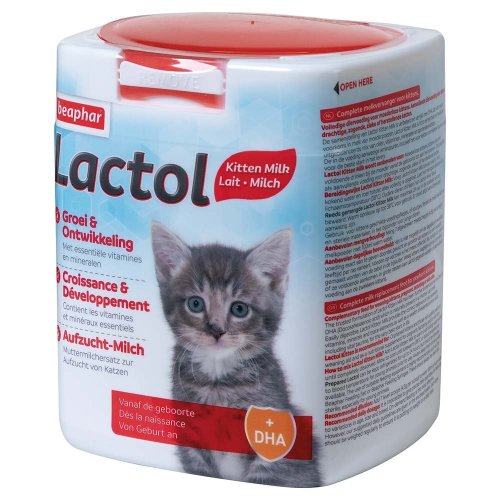 Beaphar Lactol, Substitution Maternity Milk for Kittens