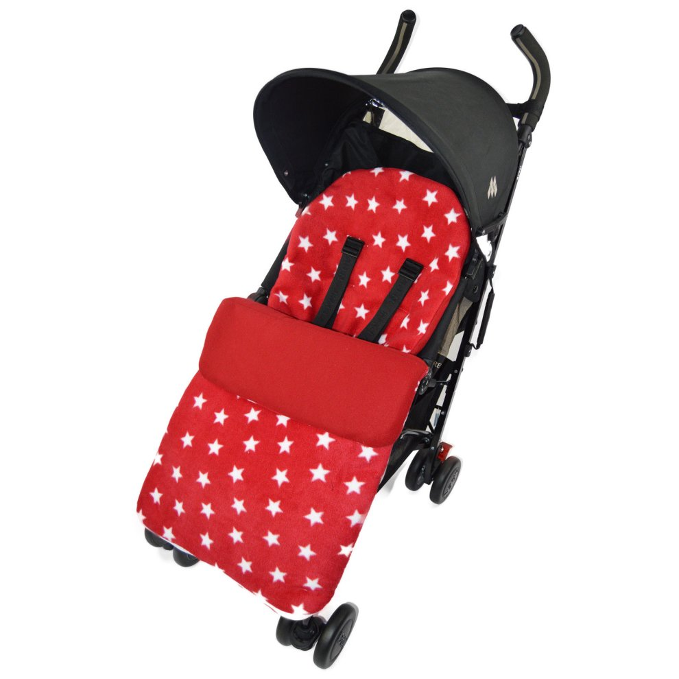 Cosy Toes Compatible With Baby Jogger Broderie Anglaise Pushchair Footmuff