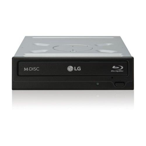 LG CH12NS40 Internal Blu-Ray DVD Combo Black