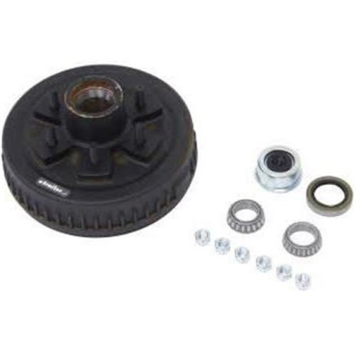Lippert Components M6V-141286 6 on 5.5 in. Bolt Pattern Brake Hub Assembly for 3500 to 4400 lbs Axles
