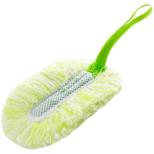 2 PCS Detachable With The Handle Car Duster Brush Cleaning Brush(Green)