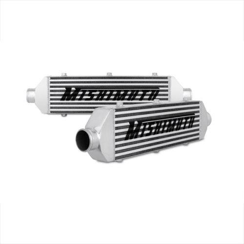 Mishimoto MMINT-UZ  Universal Intercooler Z-Line, Silver