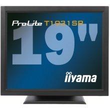 "iiyama ProLite T1931SR-1 19"" 1280 x 1024pixels Tabletop Black touch screen monitor"