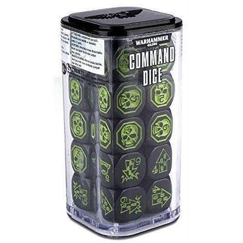 Games Workshop - Warhammer 40,000 - Command Dice