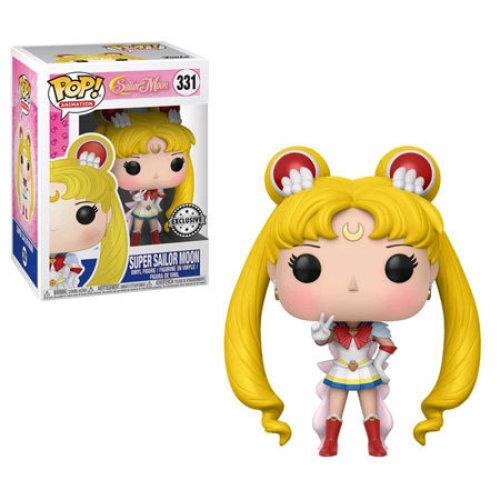 Funko Pop! Vinyl  Super Sailor Moon #331 (Crisis Outfit) Exclusive
