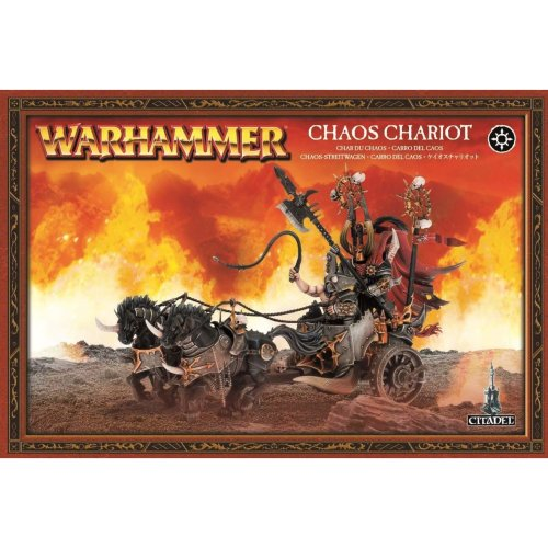Games Workshop Warhammer Chaos Chariot