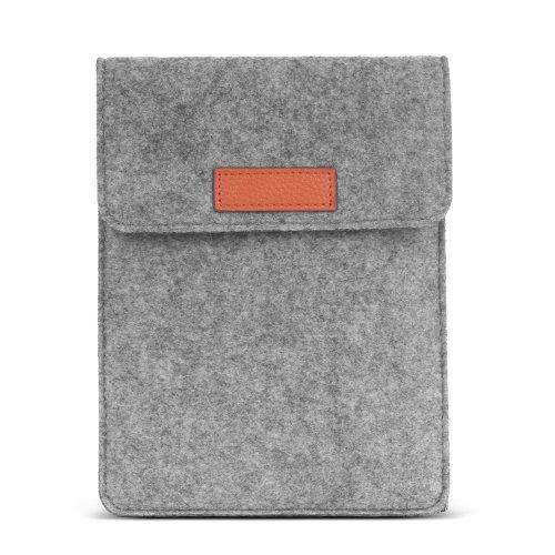 MoKo Felt Sleeve Bag for Kindle Paperwhite/Voyage/Oasis/Fire HD 6 E-Reader