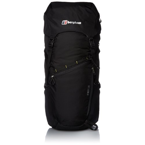 Berghaus  Remote  Outdoor  Backpack available in Black/Black - 35 Litres
