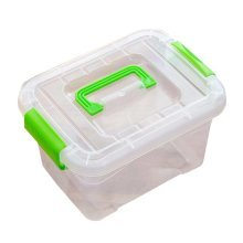 Creative Portable Storage Box Medicine Kit Travel Medical Box-Green