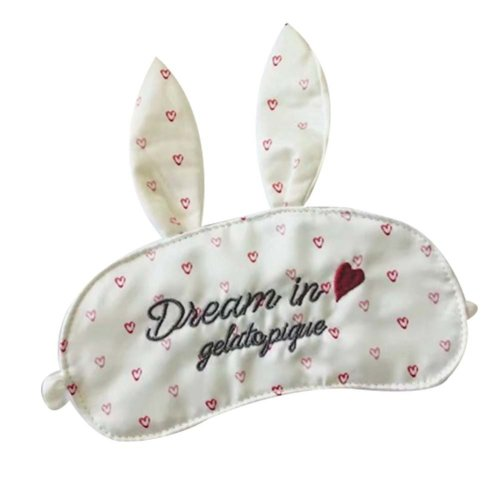 Lovely Eyeshade Sleep Eye Mask Soft Eye Mask Great Gift Shade Cover For Sleep