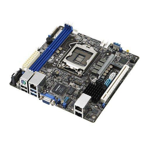 ASUS P10S-I Intel C232 Socket H4 (LGA 1151) Mini ITX server/workstation motherboard
