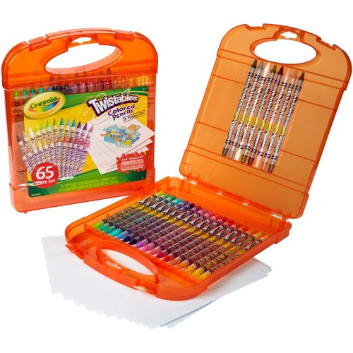 Crayola Twistables Colored Pencil Kit-