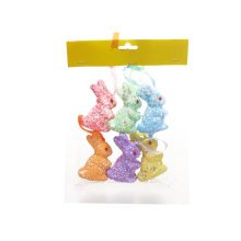 Six Rabbit/Bubble Easter Eggs/Children Eggs/Party Decorations/Gifts