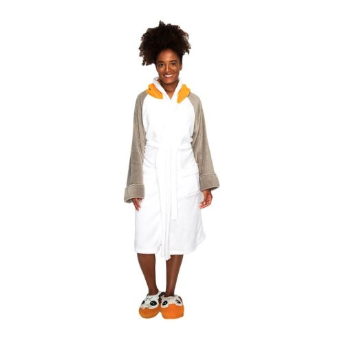 5534f0d073 Women s Star Wars Porg Character Fleece Dressing Gown on OnBuy