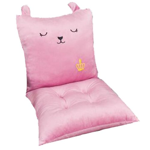 Cute Memory Foam Chair Pad And Cushions Pink