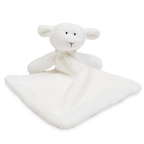 Mumbles Unisex Lamb Snuggy Plush Fleece Comforter / Blanket