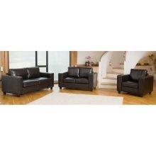 Frieda Leather Tub Sofa in Choice of Colours
