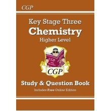Ks3 Chemistry Study & Question Book (with Online Edition) - Higher