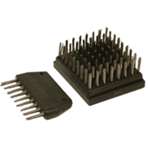 The Grill Daddy Brush C GB05522S Replacement Brushes