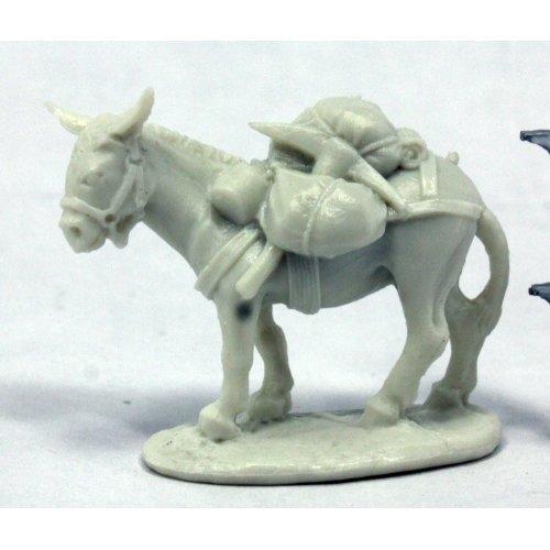 Reaper Bones 77402 Pack Donkey