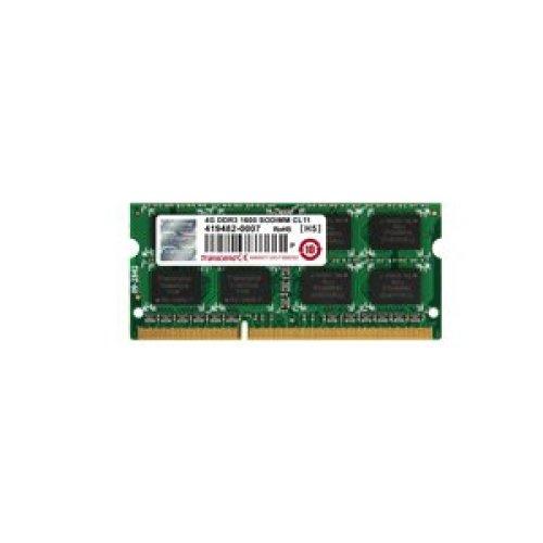 Transcend JetRam Speicher 4GB 4GB DDR3 1600MHz memory module