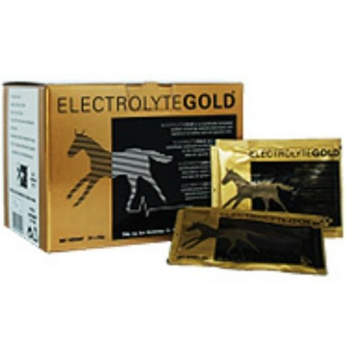 HORSE SUPPLEMENT ELECTROLYTE GOLD 30x50gr