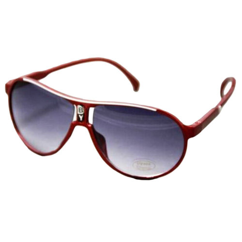 Outdoor Cool Eyeglasses UV Prevention Cycling Sunglasses For Children-Red