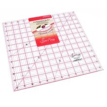 Sew Easy Patchwork Quilting Square 12.5 x 12.5in Template