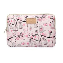 Notebook Bag Light-weight Birdcage Pattern Laptop Sleeve