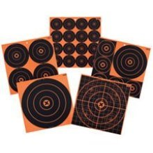 3 Round Big Burst Target