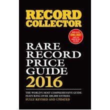 Rare Record Price Guide 2016