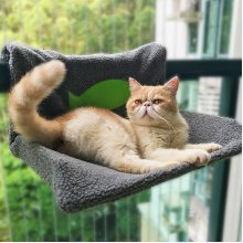 Cat Hammock Bed  Chair Ultra Portable Warm Fleece