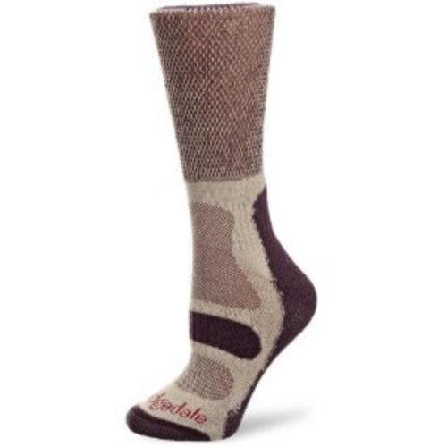 Bridgedale Womens Coolfusion Light Hiker Socks (Plum Large)