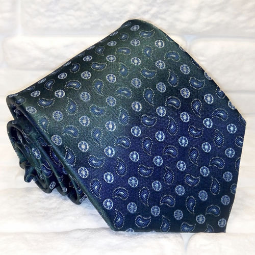 TOP Quality neck tie Made in Italy Jacquard 100 % silk Morgana brand