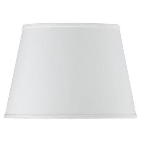 Cal LightingSH-1248 10 in. Side Hardback Fabric Shade, Round