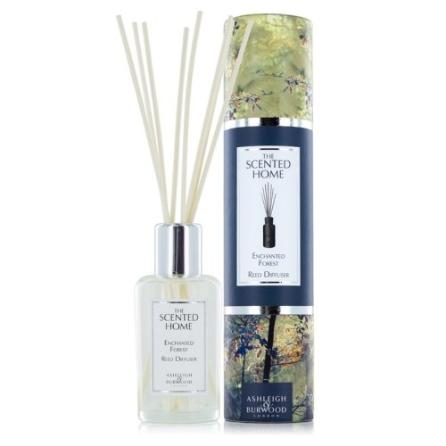 Ashleigh & Burwood Scented Home 150ml Reed Diffuser Gift Set Enchanted Forest