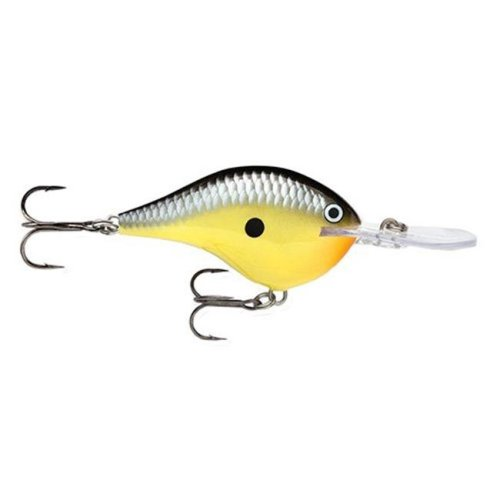 Dives-To 10 Old School Lures, Hard Baits