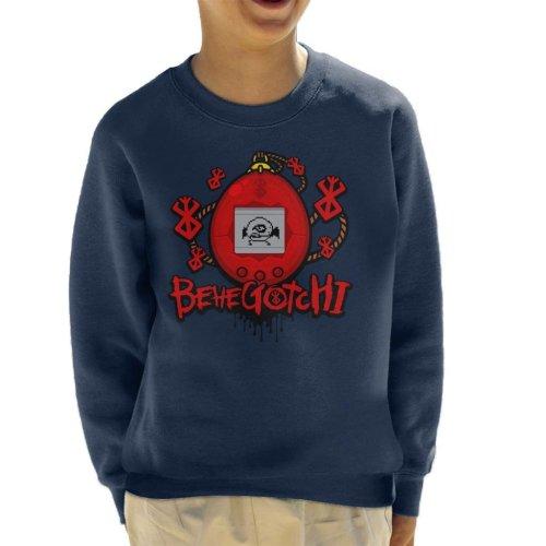 Behegotchi Kid's Sweatshirt