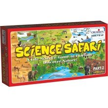 Creative Educational -science Safari-part 2 - Science Cre0225 Safaripart Game -  creative educational science 2 cre0225 safaripart game