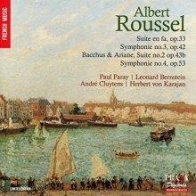 Detroit Symphony Orchestra - Roussel: Suite, Symphony No. 3, Bacchus and Ariane, Suite 2, Symphony No. 4 [CD]